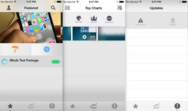 iMods download for any iPhone, iPad, iPod Touch and Apple TV
